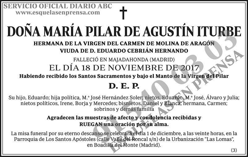 María Pilar Iturbe